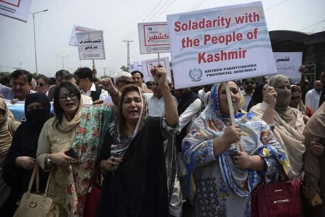 Pakistan observes Kashmir Hour to express solidarity with Kashmiris