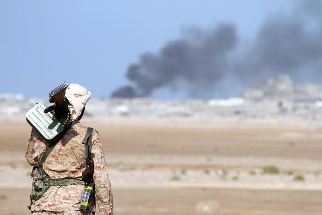 Al-Qaeda ousted from Yemen province: army