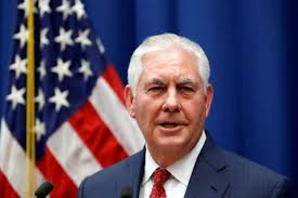 Tillerson to deliver warning in Myanmar over Rohingya crisis