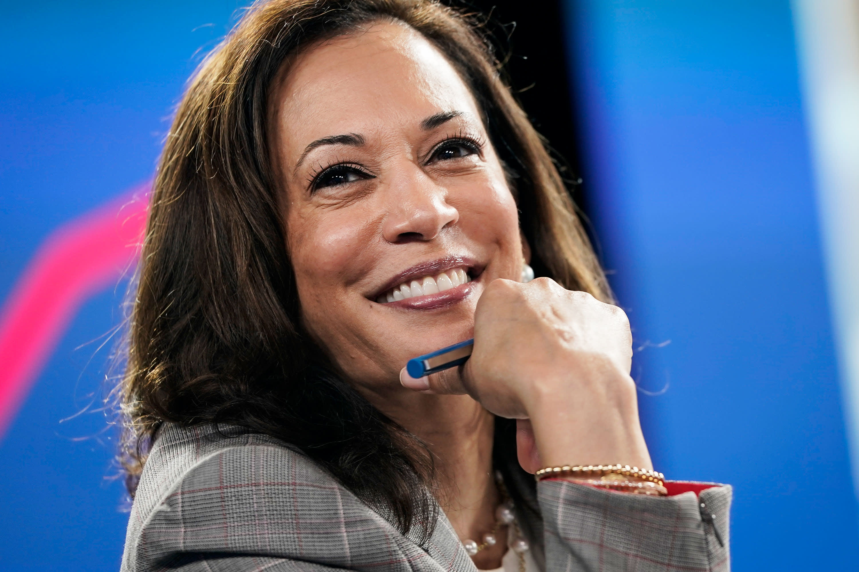 Harris to travel to Paris next month for talks with Macron