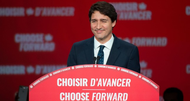 Canada Elections 2019: Trudeau