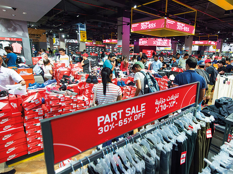 3-day Dubai super sale in May offers up to 90 per cent off for UAE residents