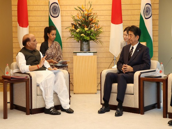Rajnath Singh in Japan to strengthen Defence ties