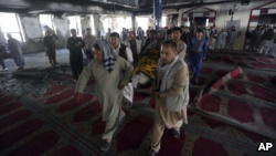 Kabul mosque attack death toll reaches 28