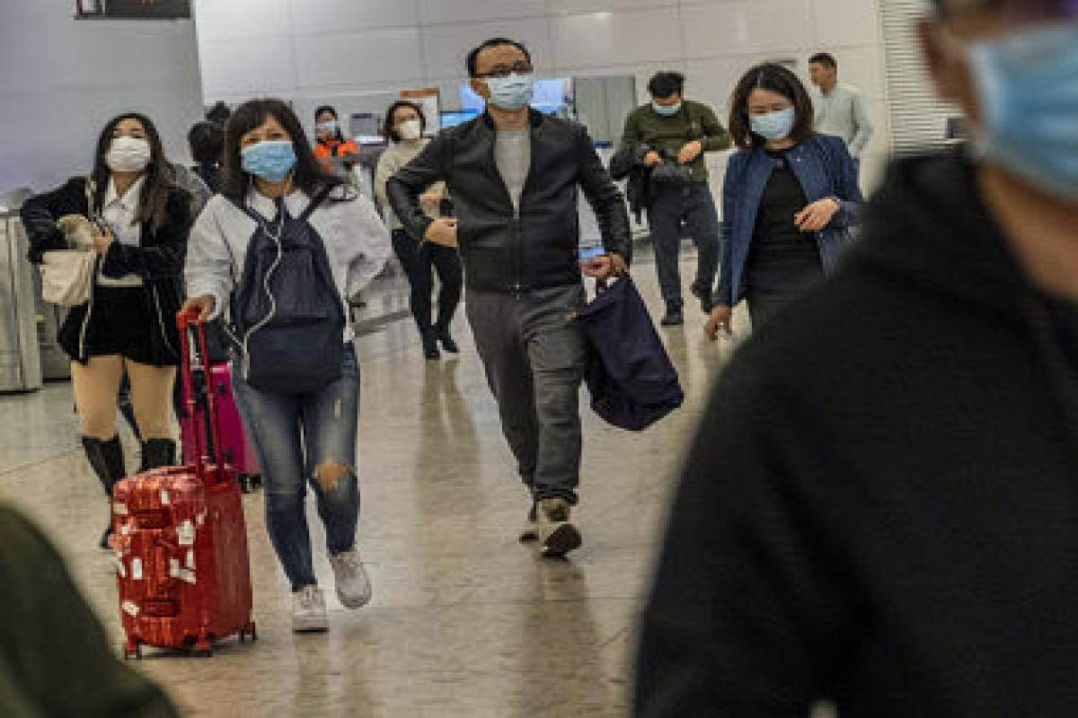 Sri Lanka suspends visa on arrival for Chinese travellers after confirmed case of Corona virus