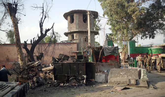 Afghanistan: Militants affiliated with IS attack prison in Jalalabad, freed over 400 militants