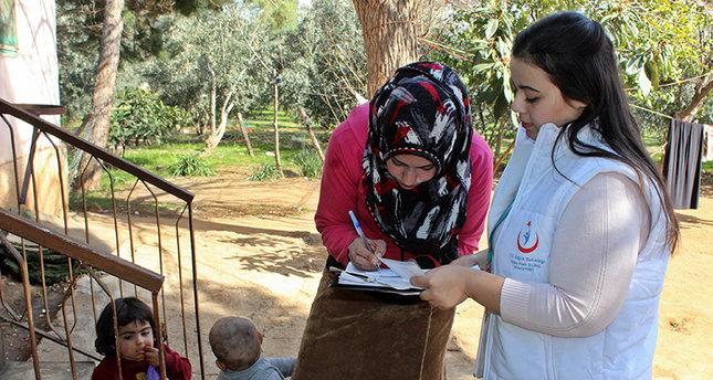 over3500syrianchildreninturkeyvaccinatedinaweek