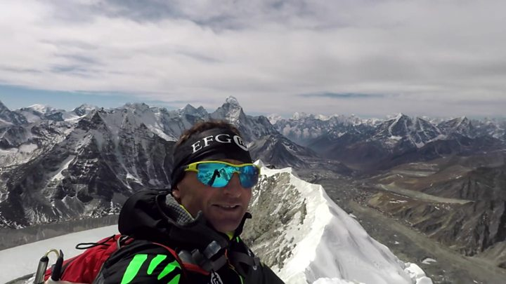 Ueli Steck: Everest preparation claims