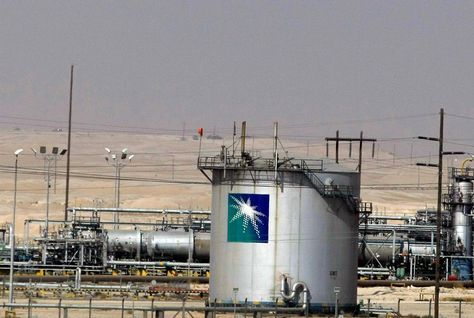 Two workers die in fire at Saudi Aramco plant