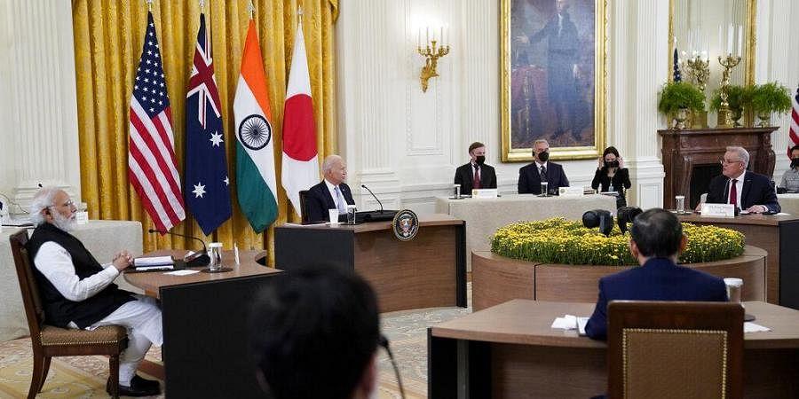 QUAD is a force for global good: PM Modi