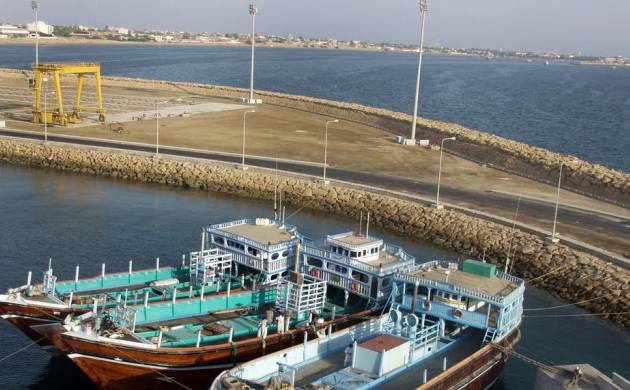 US exempts India from certain sanctions for development of Chabahar port in iran