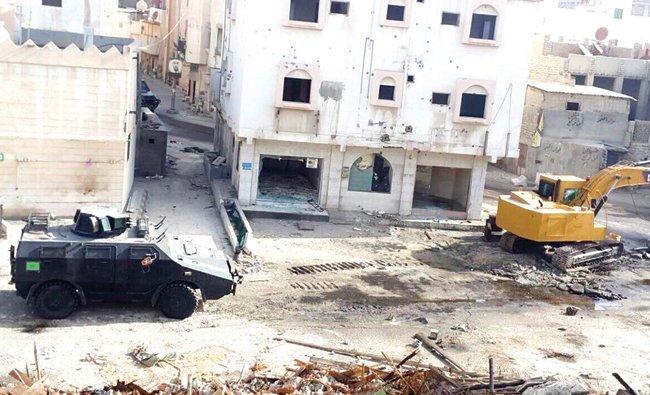 Two killed in terror attack in Saudi Arabia