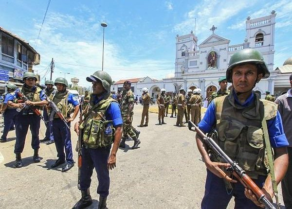 Minor explosion reported in Sri Lanka