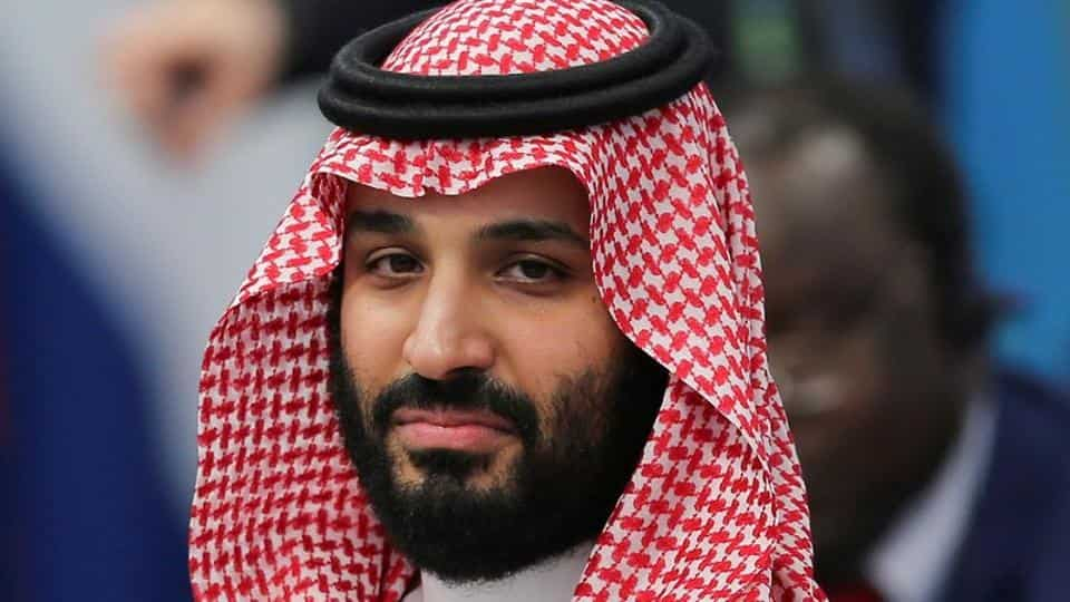 Crown Prince of Saudi Arabia to arrive in New Delhi today