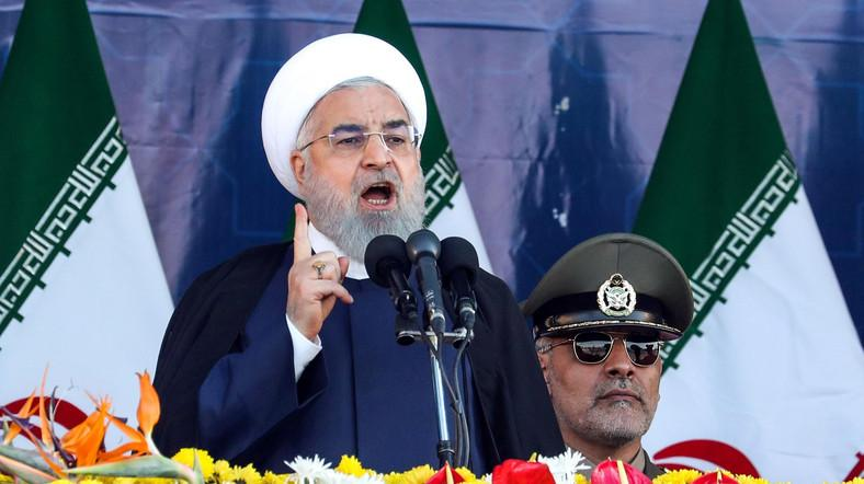 Iran's Rouhani: Current conditions may be harder than 1980s war with Iraq