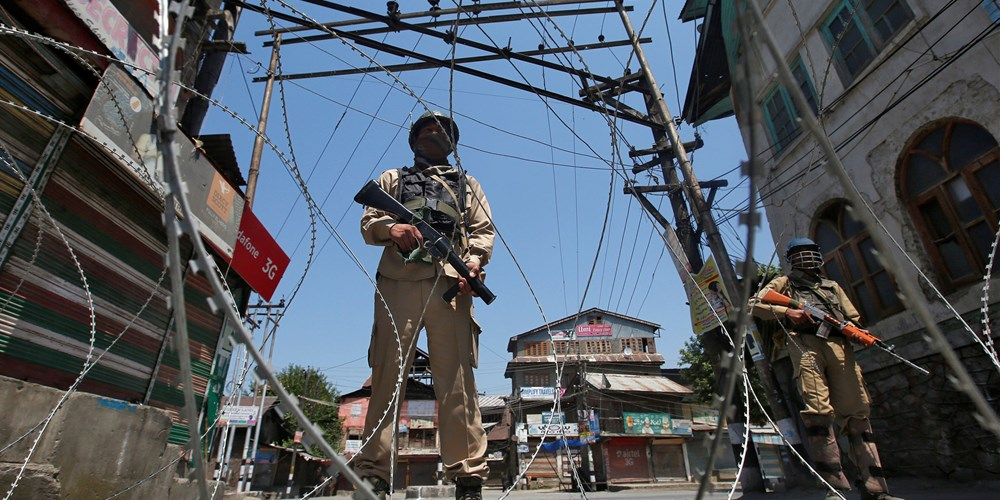 Pakistan, India agree to stop exchanging fire in Kashmir