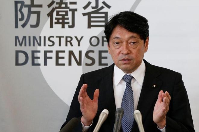 Japanese defence minister reaches Colombo on 2-day Sri Lanka visit
