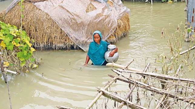 EU to give 1.65 million euro to flood hit people in South Asia