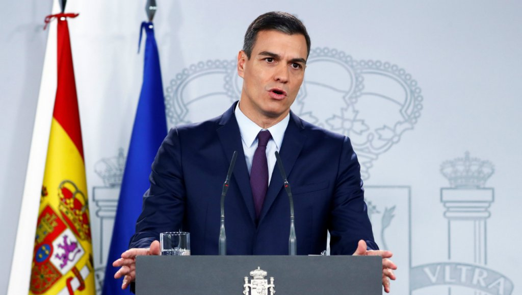 Pedro Sanchez calls snap elections for April 28 in Spain
