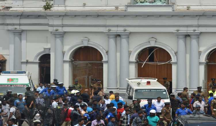 Curfew lifted a day after Sri Lanka rocked with multiple blasts