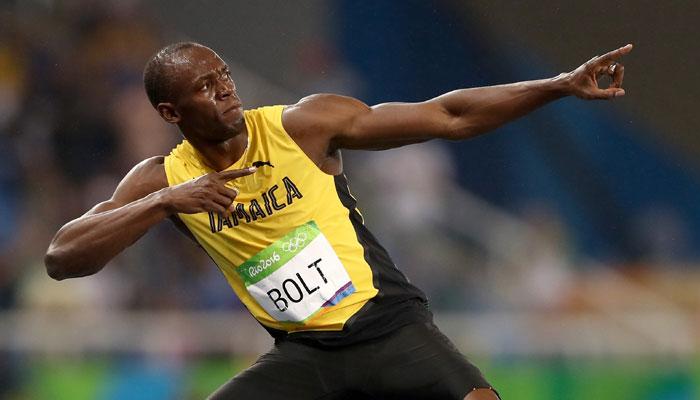 Usain Bolt to Borussia Dortmund: World