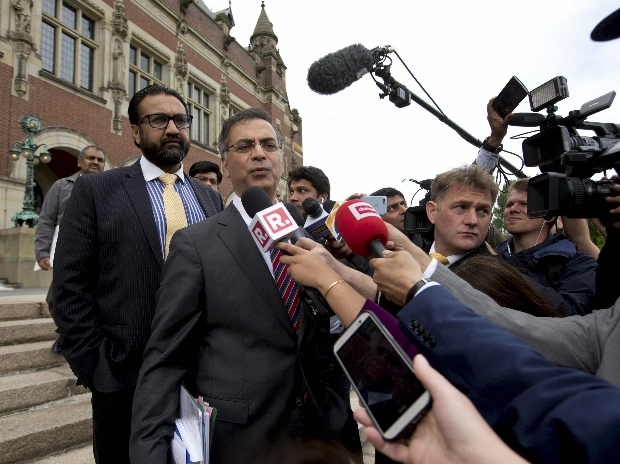 Pakistan does not accept ICJ