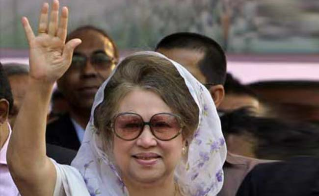 Sedition case filed against Khaleda Zia
