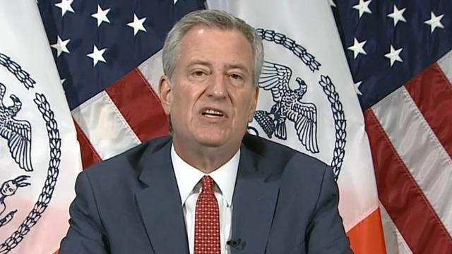 New York City announces plan to reopen public schools