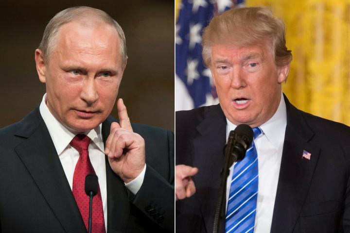 Donald Trump, Vladimir Putin to meet at G20 summit in Germany