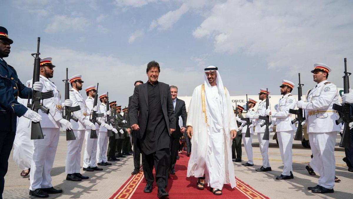 Imran Khan thanks UAE leaders for pardoning 572 Pakistani prisoners