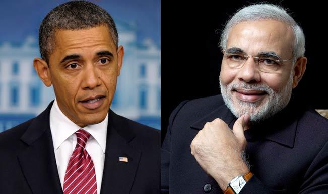 President Obama calls PM Modi, discusses climate change
