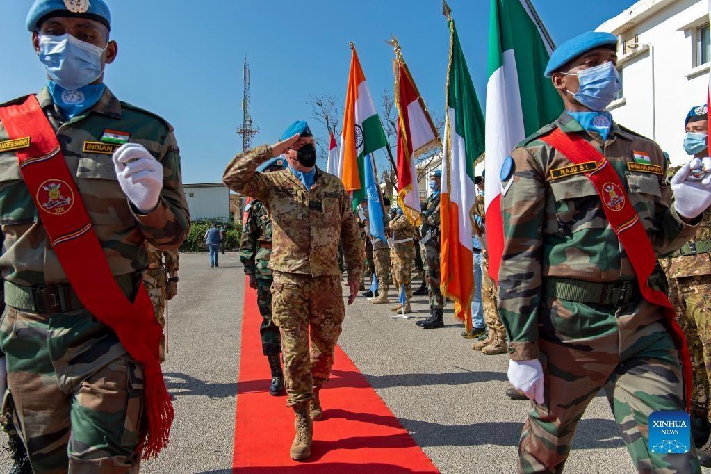 Lebanon, Israel urged to respect Blue Line