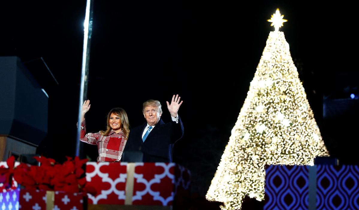 trumpslight97thannualnationalchristmastree