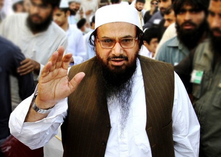 Hafiz Saeed barred from leading prayers in Lahore