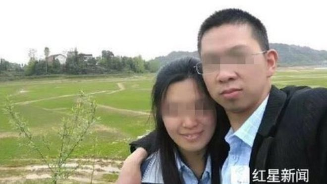Chinese woman kills herself and children after husband