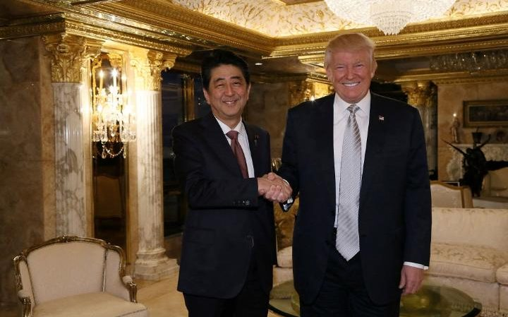 I have great confidence in US President-elect Donald Trump: Japan PM Shizo Abe