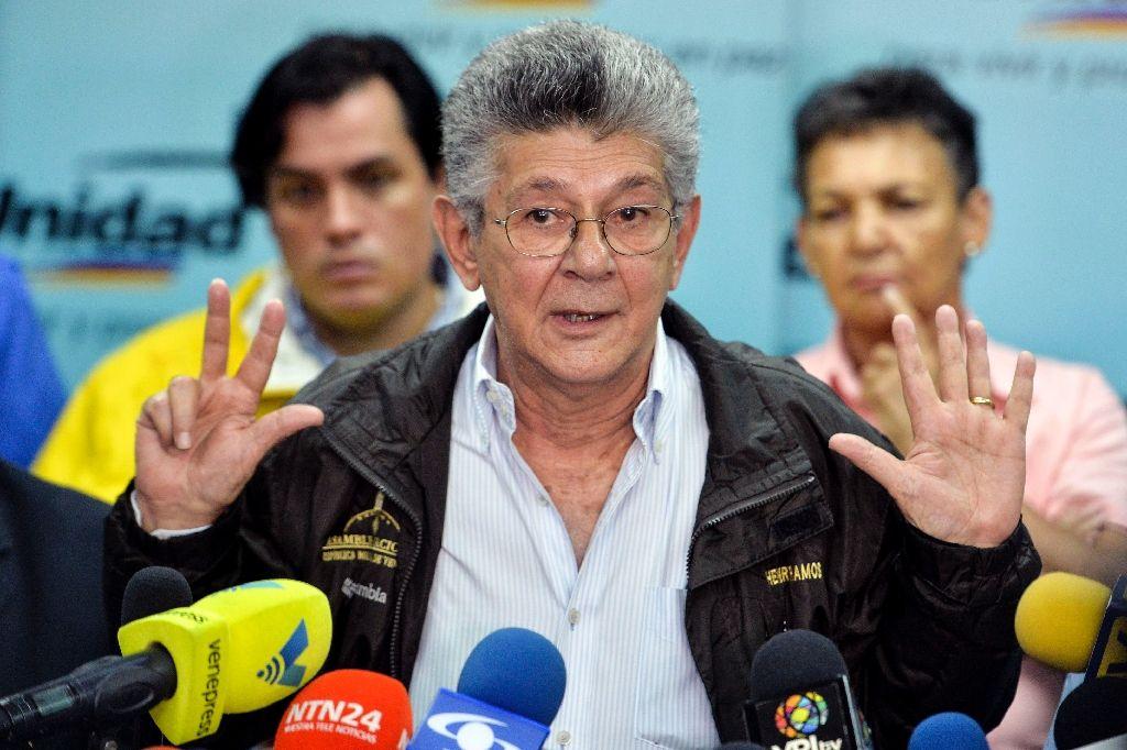 Venezuela opposition calls for boycott of May 20 election