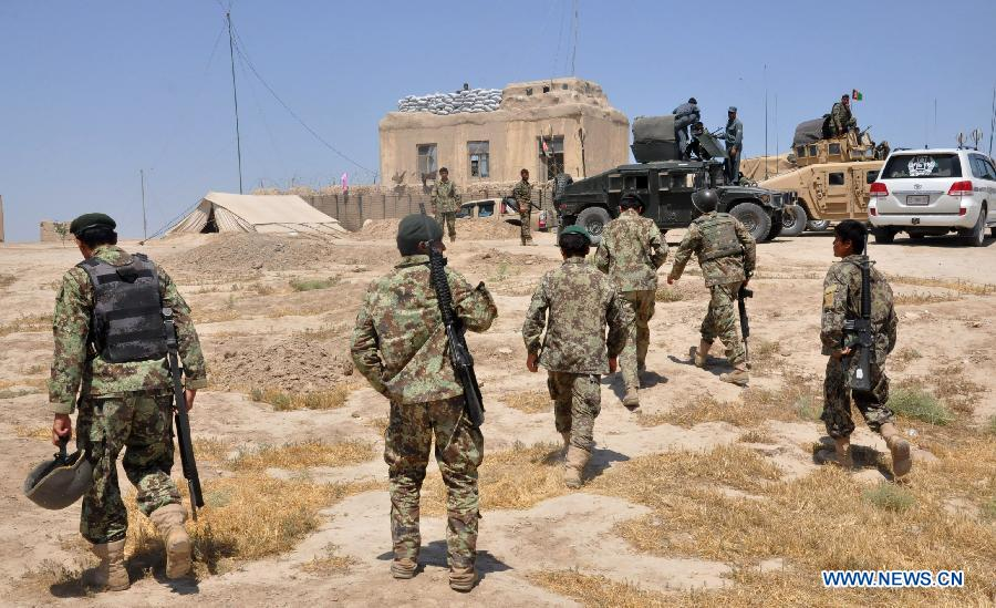 24 Taliban militants killed in Afghanistan