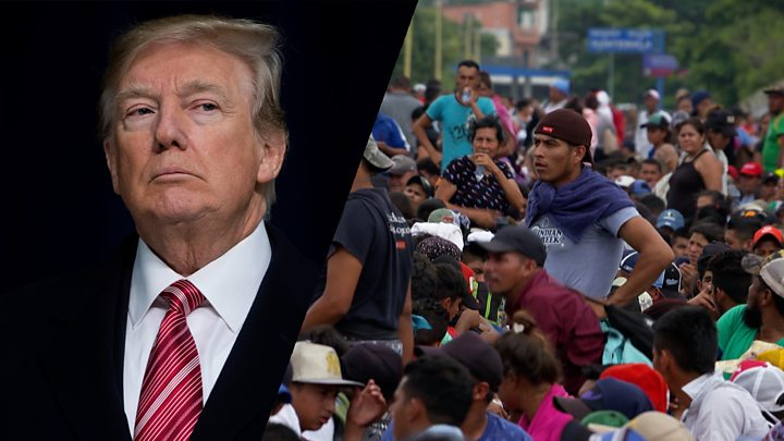 US judge temporarily blocks order by Trump barring asylum to illegal immigrants