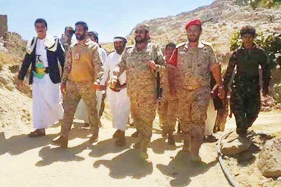 At least 15 Houthi rebels killed in Saada, Yemen