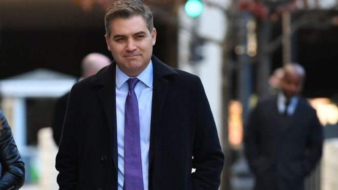 White House ordered to reinstate Jim Acosta