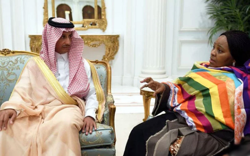 Saudi Arabia and South Africa discuss military cooperation