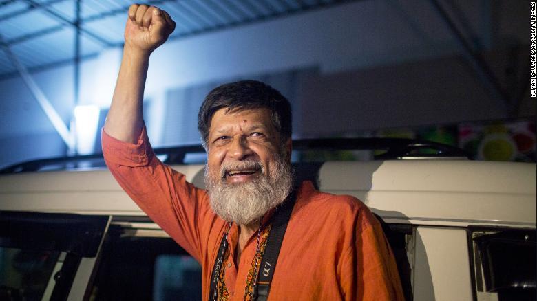 Shahidul Alam: Bangladesh frees renowned photographer on bail