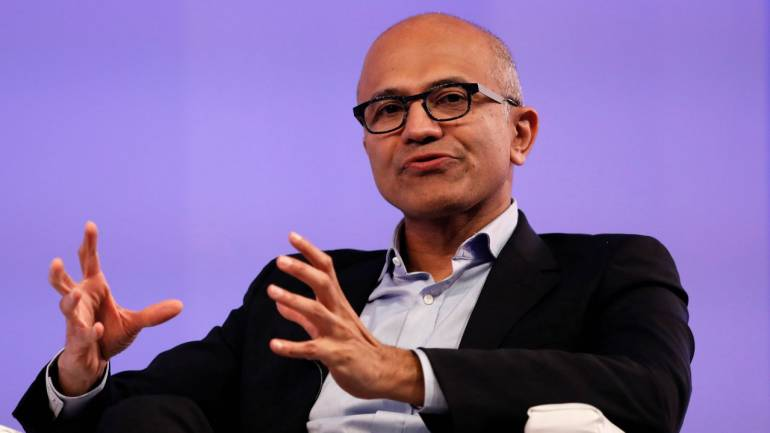 Privacy is human right: Satya Nadella