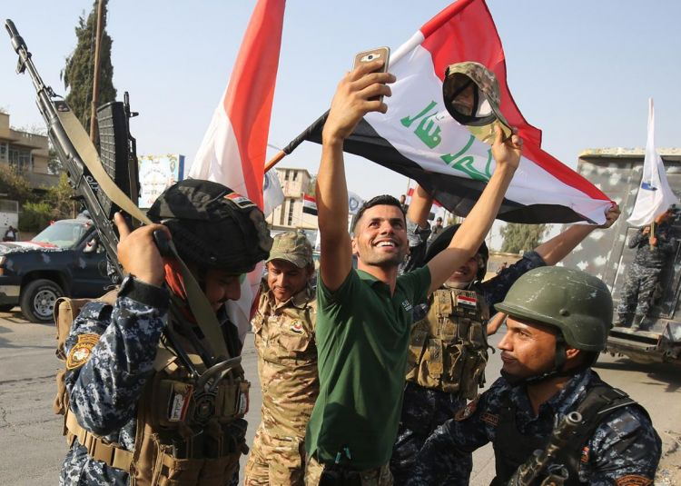 Iraq marks anniversary of victory over Islamic State