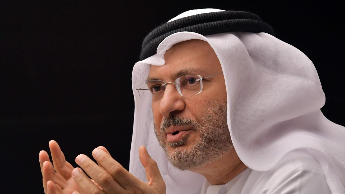 uaes-gargash-slams-qatar-over-doha-forum-remarks-