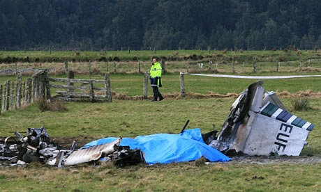 7 people killed in helicopter crash in New Zealand