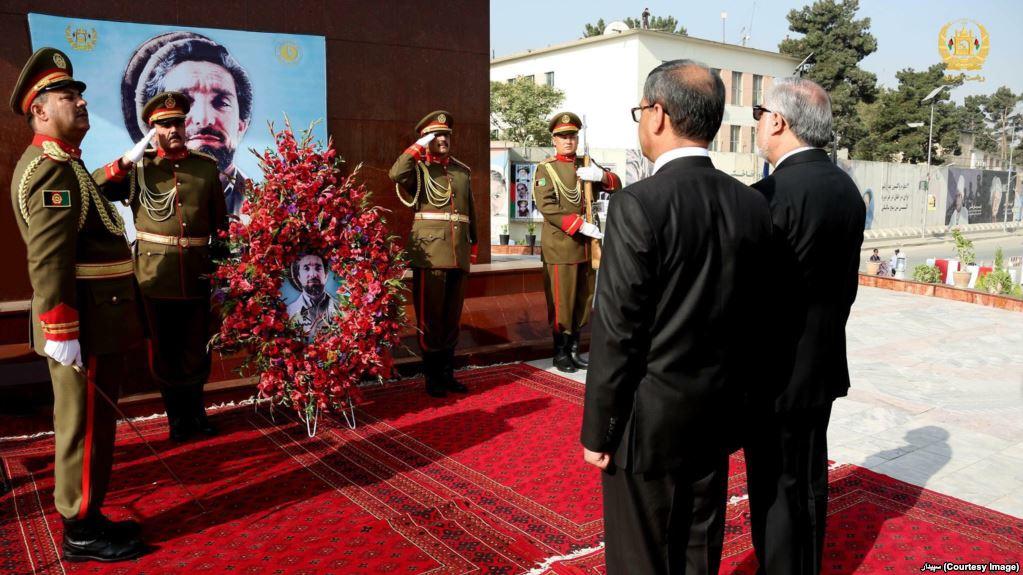 Suicide Bomber Targets Afghan Commemorations Of Resistance Leader Masud