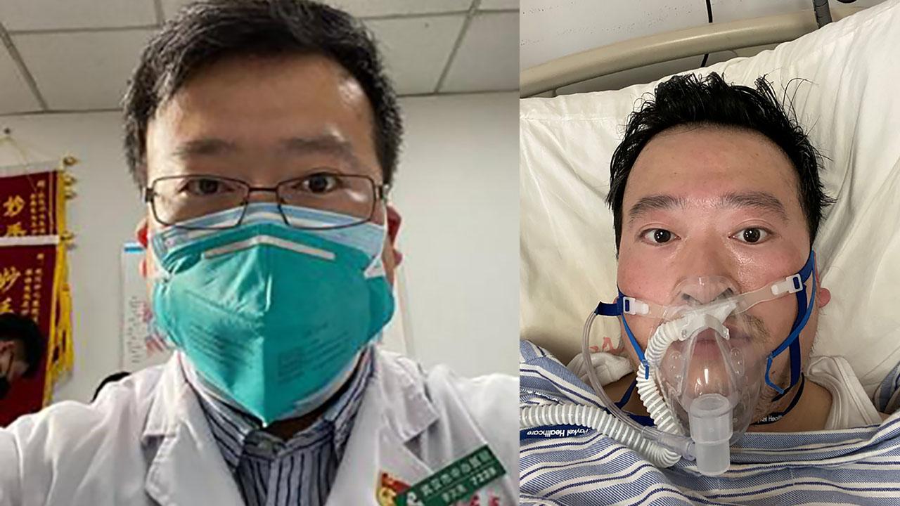 chinaviruscrisisdeepensaswhistleblowerdoctordies