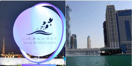 Crown Prince posts video of Dubai Water Canal